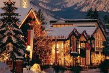 Winter in Vail  / by Manor Vail Lodge