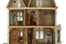 Doll house miniatures / by Gerty Schlager