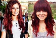 Red Ombre Hair Styles&Colors / Among all the rich colors, the gradient color with read as basic color can give people a feel of vitality and enthusiasm. In summer, red ombre hair is more eye-catching and is a must choice for you. Personally I appreciate those girls who dare challenge red color hair. Below are some red ombre colors for your reference. You can buy ombre hair extensions directly or DIY ombre hair through ombre hair dye.