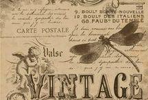 Publicités anciennes et autres