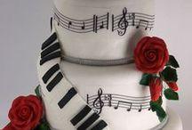 [ Mariage : gateaux et pièces montées ] / Les plus beaux gâteaux de mariage et pièces montées pour un moment inoubliable ! Faites le plein d'inspiration !