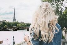 girls in paris / by french is beautiful