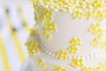 cakes-yellow / Romantic Cakes, Wedding Cakes...