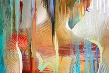Art // Graffiti / A unique Board about Art and some pretty cool ideas for graffiti.