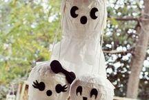 Halloween Party for Kids! / Idee per decorazioni per la casa per la festa di Halloween