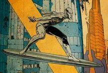 Comics (Cosmic) / Just like my comics board......... BUT IN SPACE!