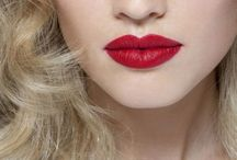 red lips addicted