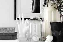 Living / Styled spaces we love!