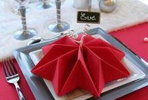 [ Mariage : Décoration salle de réception ] / Faites le plein d'idées pour décorer votre salle de réception de mariage !