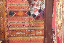 Médina / #moroccan #carpet #bougies #berberes #casablanca #medina