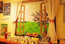 Classroom-Garden Theme / by Passionate Teacher