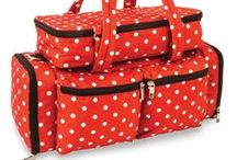 Ravishing Red Polka Dots / Our new Red Polka-Dot print is perfect for anyone who loves a hint of retro charm!