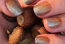 Autumn Nail Designs We❤️