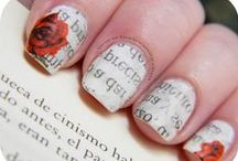 Read All About It: Newspaper Nail Art / Have any of You guys Attempted this yet?