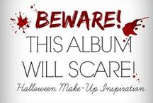 Halloween Make-up Inspiration: SUPER SCARY! / WARNING! This Album Contains Super Scary Halloween Make-Up Inspiration...ENTER AT YOUR OWN RISK