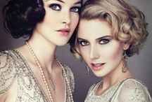 NYE Glamour! / The perfect make-up, hair and nail styles for the ultimate glamorous look this New Years Eve