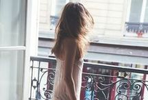 through paris windows / gaze. dream. le sigh.