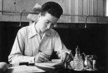 Simone de* Beauvoir / by French Is Beautiful