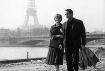 stars in paris / Beautiful moments with famous creatives in Paris.