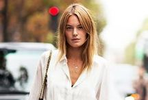camille rowe / Camille Rowe, American-French model [ French papa, American maman ].