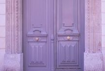violet / by french is beautiful