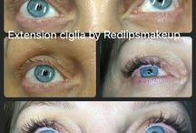 extension lashes