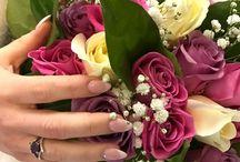 Nail wedding