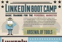 LinkedIn / Infographics for LinkedIn