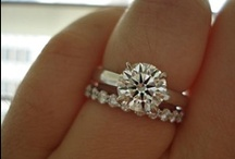 Diamonds last forever <3 / Here are some great ideas for engagement rings. We have styles similar in our store. We love these ideas for bridal rings.