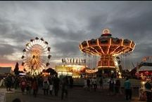 Carnival / What is a Fair without a Carnival?!? Here are some of our favorite rides to enjoy!