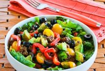 RECIPES:Salads / by Kathy Hurst