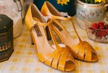 Vintage Footwear / Stylish Vintage Footwear...