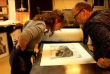 Video / Videos about any aspect of #printmaking