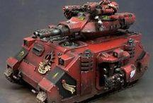 warhammer tanks