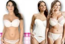 LACE: Bridal / Yes, I do!  The most beautiful day in life is too important to not be perfect. Here you find bridal lingerie in big cups and lovely wedding ideas.