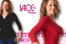 LACE: style / Every woman wants to be trendy –  so why wait for the matching movement? A selection of everyday comfortable styling.