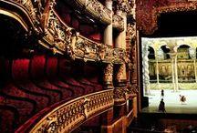 Soir d'Opéra à Bucarest - A night at the Opera in Bucharest / Rouge et noir- Red and black. Je marie mes parents, Canal Vie, épisode #2.