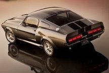 Cars:  Classics / classic and muscle cars / by Steve Grager †