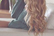 Rosor i håret