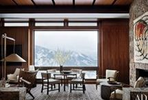 Home:  Mountains / cabin ideas . . .  / by Steve Grager †