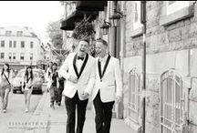 J + JF / Le mariage de J + JF au Musée de l'Amérique francophone. #wedding #QuebecCity #museedelameriquefrancophone #elisabethb elisabethb.com http://bit.ly/1vNY6VK