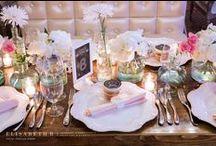 Balade nuptiale au Château / #mariage #rustic #chic #inspiration #wedding