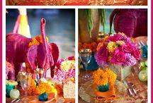 Didi's wedding / Big fat Bollywood wedding in Belfast woo!  / by Deepika Sharma