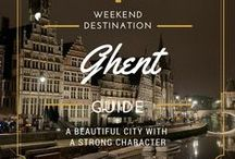 Ghent, Belgium / Visiting the Belgian city Ghent, what to do, see and not to miss.