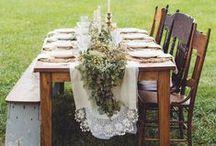 ~Tables&Garden~