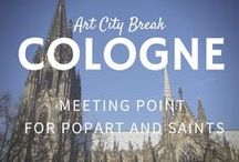 Cologne, Germany / Visiting Cologne, Germany
