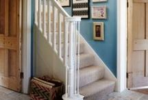 F&M: Stunning Stairways / All stairways  are part of our own features shown on our website. Double click the image to see the rest of the feature on www.featuresandmore.com