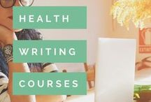 Health writing courses / Keen to develop your health writing skills and grow your confidence? Want to learn how to set up a freelance writing business? Looking to learn more about the health writing industry? My health & medical writing courses have you covered.  Browse my health & medical writing courses in this board.
