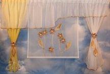 Moje dekoracje okienne / Firany gotowe i na indywidualne zamówienia.