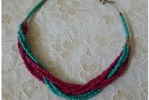 Bead & Jewelry / #beading #works #diy #Necklace #handmade #Bracelets